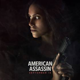 Shiva Negar - American Assassin