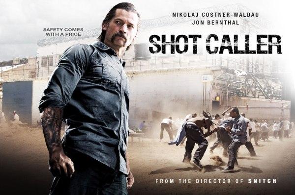 Shot Caller New Banner Poster
