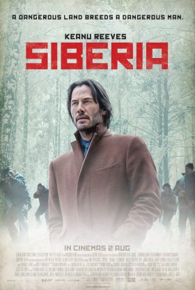 Siberia Malaysia Poster