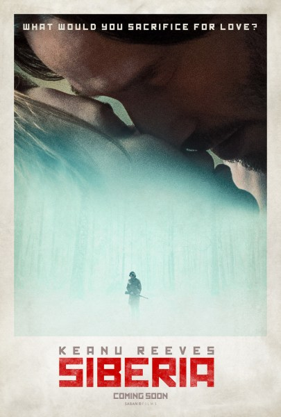 Siberia New Film Poster
