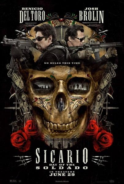 Sicario 2 Day Of The Soldado New Film Poster