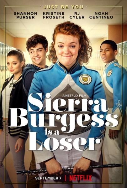 Sierra Burgess Is A Loser Movie Poster