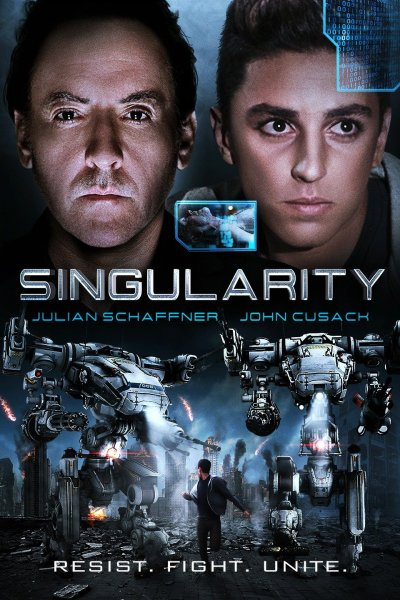 Singularity New Poster