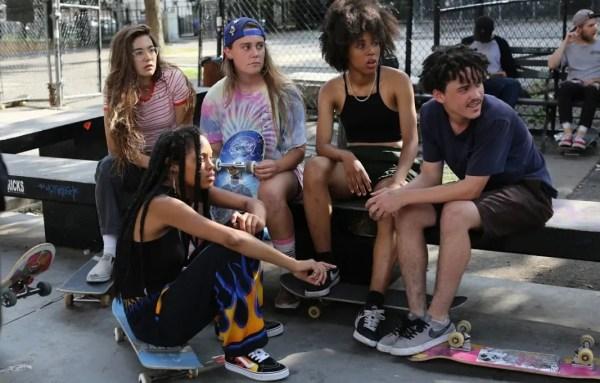 Skate Kitchen Movie 2018