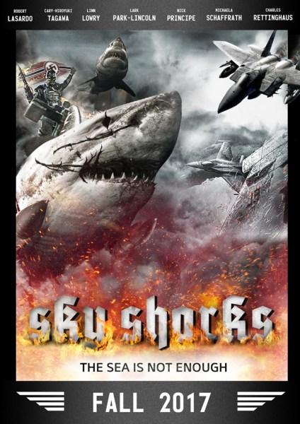 Sky Sharks New Poster