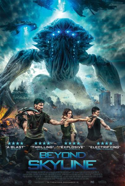 Skyline 2 New Poster - Beyond Skyline