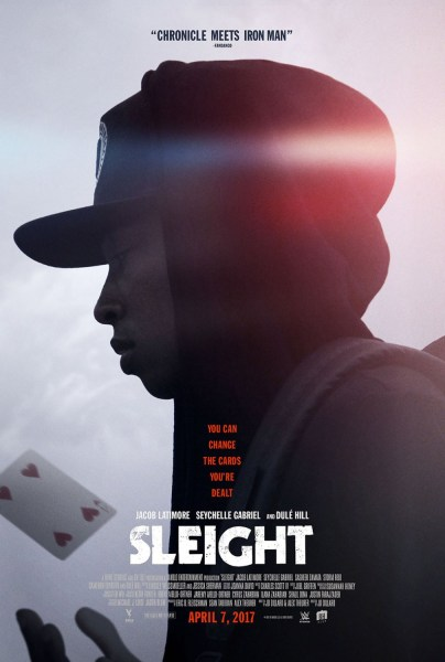 Sleight New Poster