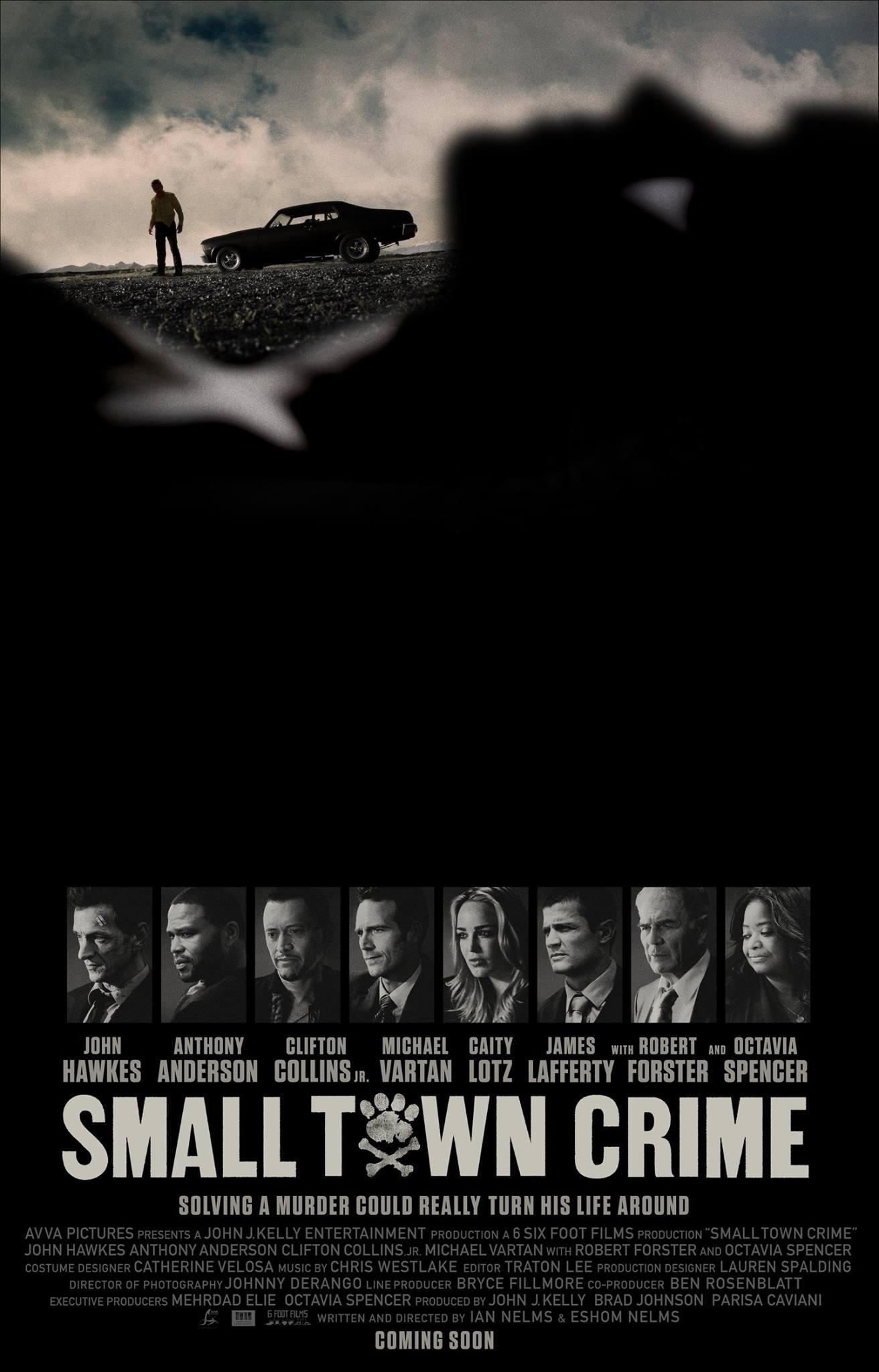 Small Crimes Film