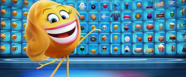Smiler The Emoji Movie
