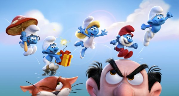 Smurfs The Lost Village