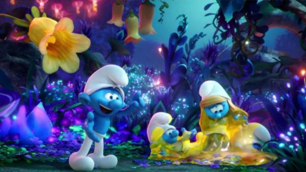 Smurfs The Lost Village - April 2017 Movie