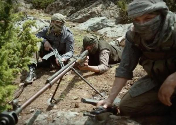 Sniper Ghost Shooter Movie