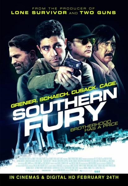 Southern Fury Movie
