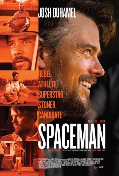 Spaceman New Poster