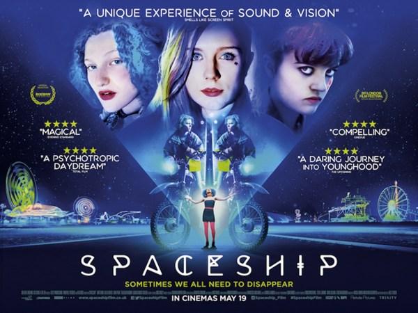 Spaceship Movie Poster