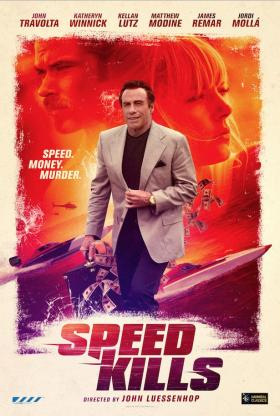 Speed Kills Movie Poster