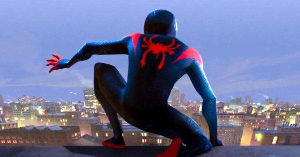 Spider Man Into The Spider Verse Movie