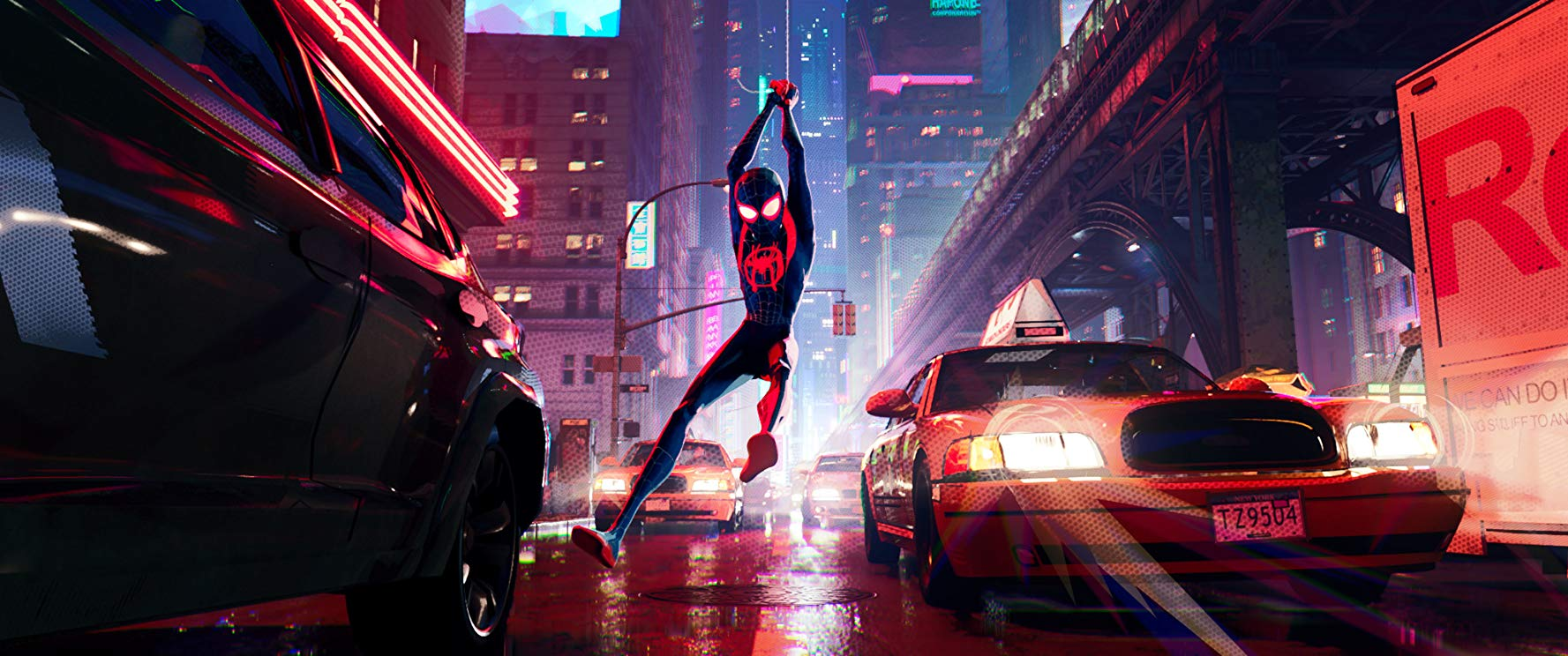 Spider Man Into the spider verse 2018 online uncle Aaron death