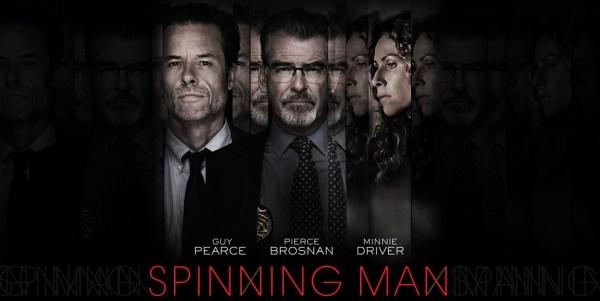 Spinning Man 2018