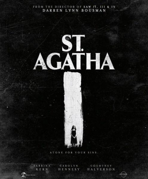 St Agatha Movie Poster