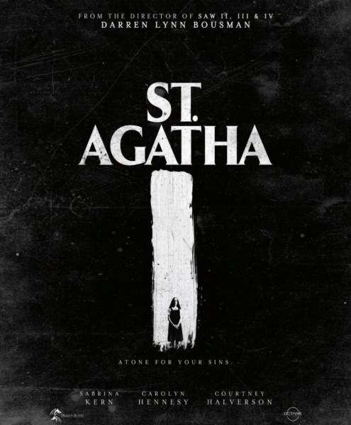 St Agatha Movie Poster