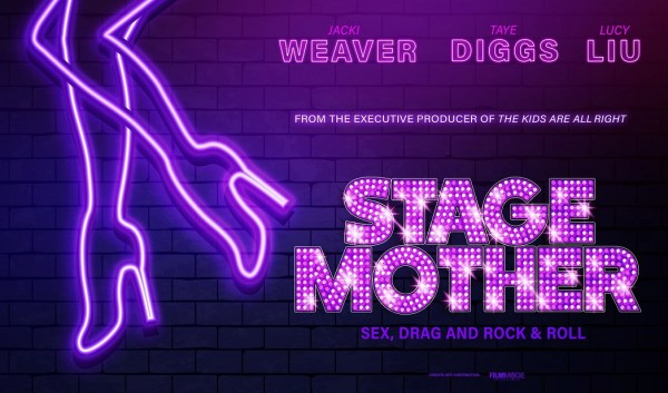Stage Mother Banner Poster