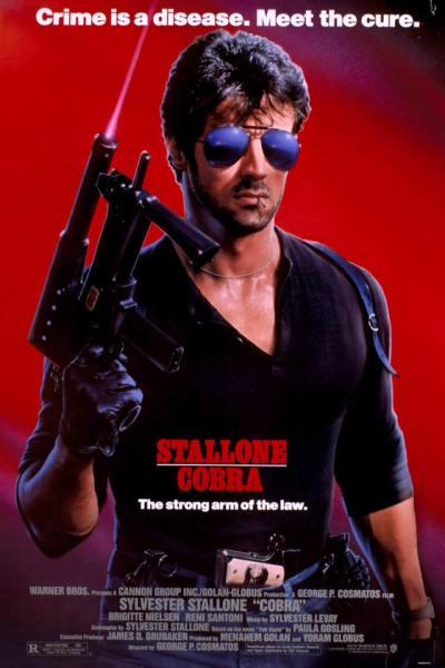 Stallone Cobra movie