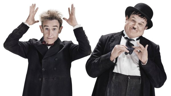Stan and Ollie - Steve Coogan And John C. Reilly