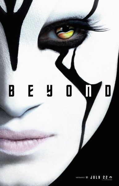 Star Trek 3 Beyond Movie - Sofia Boutella