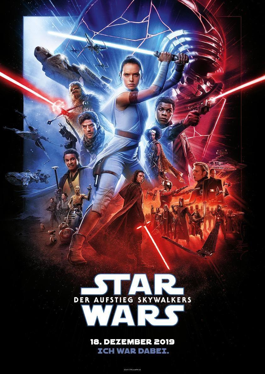 Star Wars 9 Streaming Vf : streaming, Skywalker,  Teaser, Trailer