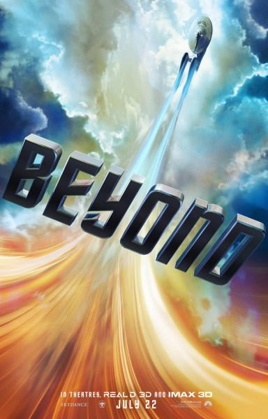 Star trek 3 Beyond New Poster