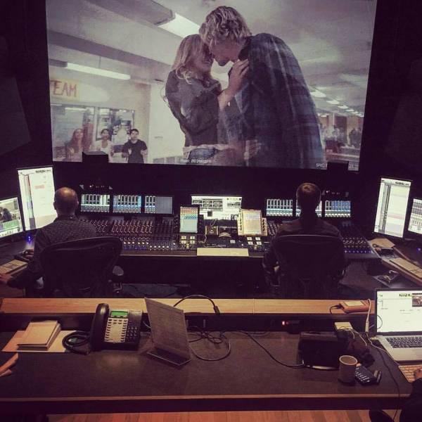 Status Update Movie - behind the scenes