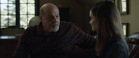 Still Born Movie - Michael Ironside and Christie Burke