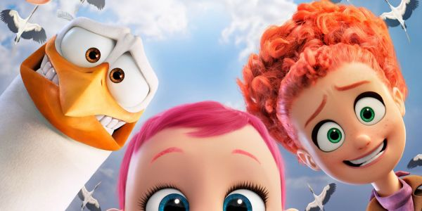 Storks movie 2016 - Warner Bros Animation