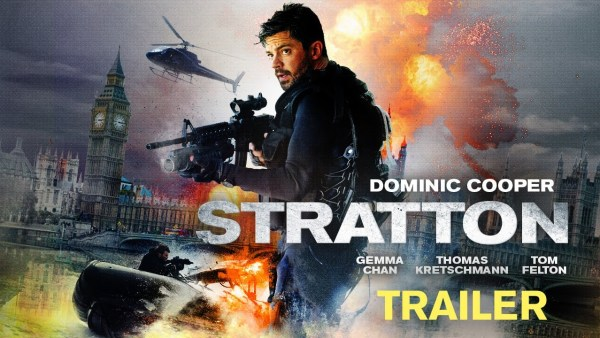 Stratton Dominic Cooper