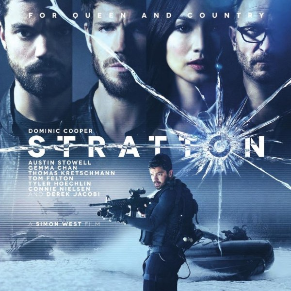 Stratton Movie Poster