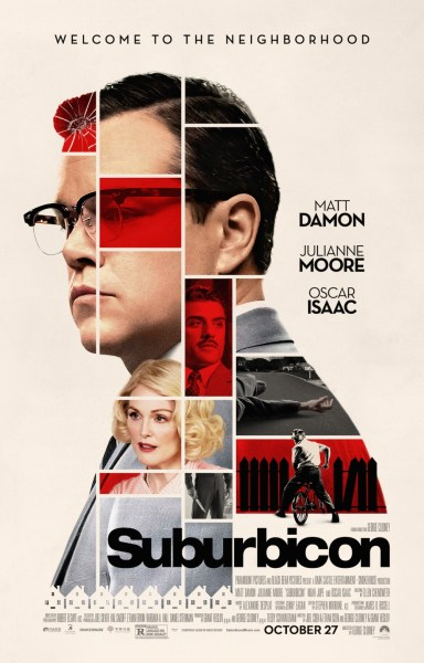 Suburbicon New Poster