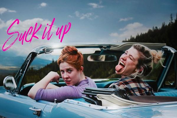 Suck It Up Movie