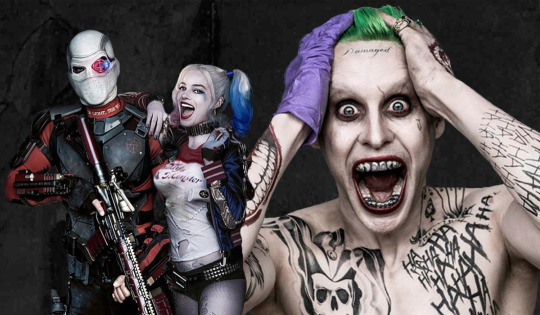 Suicide Squad Film - The Joker