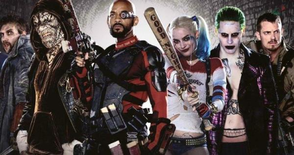 Suicide Squad movie - Comic Con