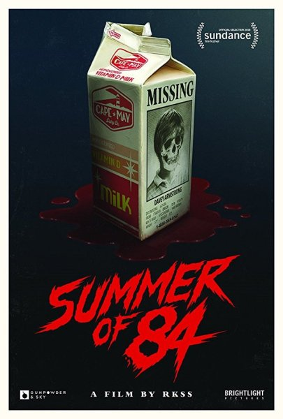 Summer Of 84 New Poster