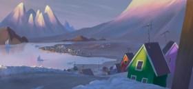 Sunrise in Totem - Arctic Justice