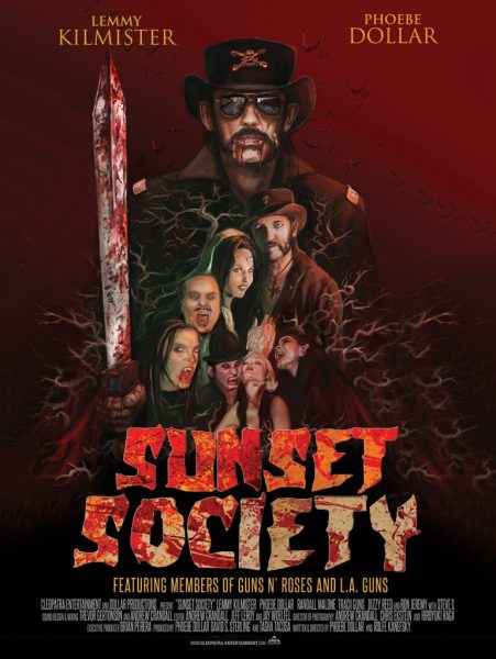 Sunset Society Movie Poster