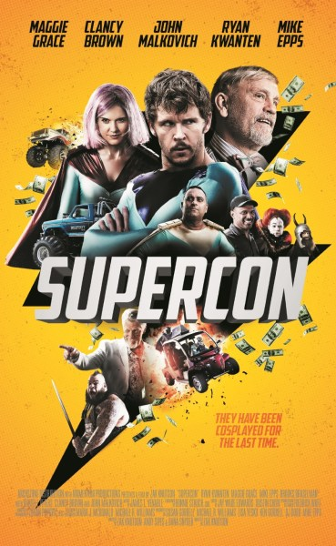 Supercon Movie Poster