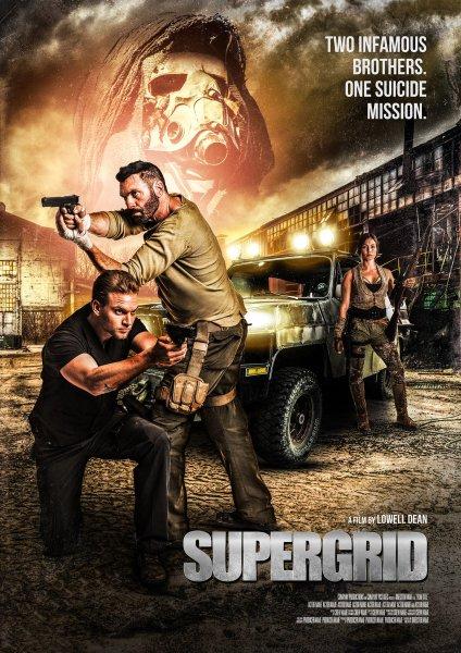 Supergrid Film Poster