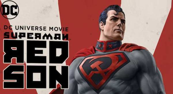 Superman Red Son Movie