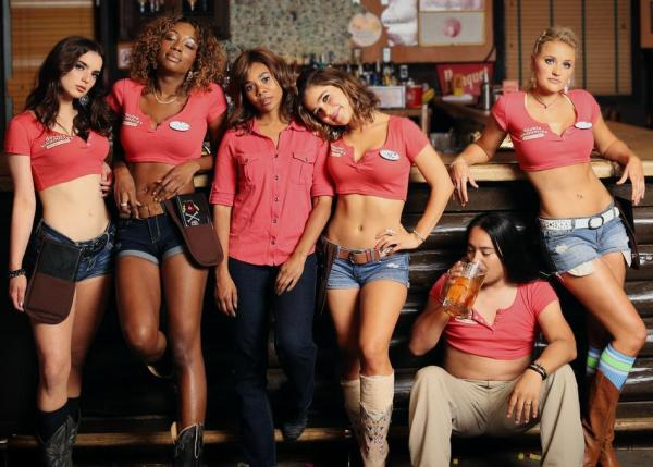 Support The Girls Movie