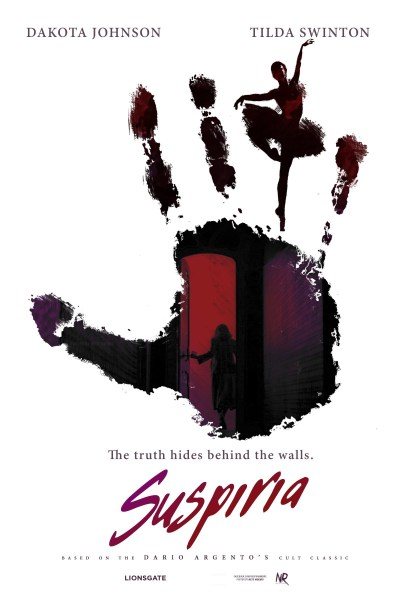 Suspiria Movie Teaser Poster