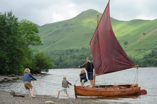 Swallows and Amazons Movie