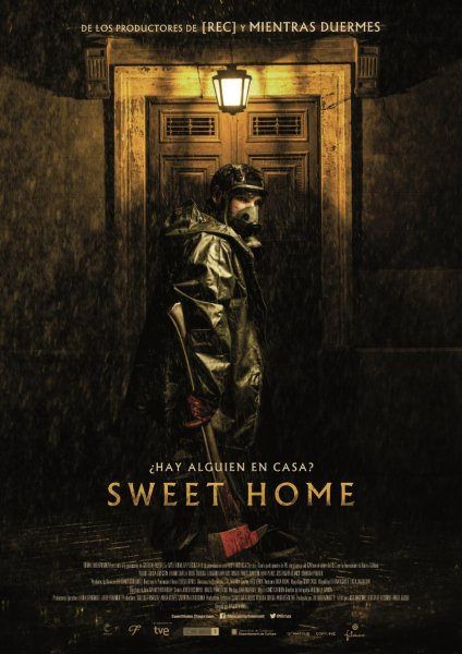Sweet Home Spanish Poster_